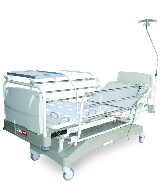 Cama Mega ICU quiromed control remoto