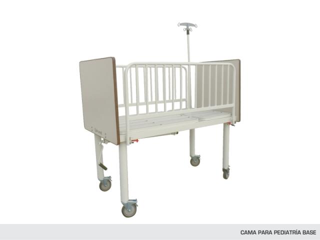 00- Cama Pediatrica Base